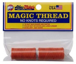 66023 Atlas-Mike's Magic Thread 2 Spools Orange
