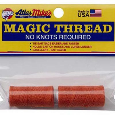 66023 Atlas Magic Thread (2 Spools/Bag) - Orange