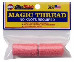 66025 Atlas-Mike's Magic Thread 2 Spools Pink