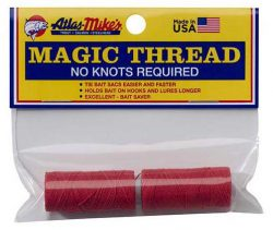 66026 Atlas-Mike's Magic Thread 2 Spools Red