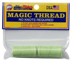 66021 Atlas-Mike's Magic Thread 2 Spool Chartreuse
