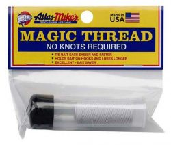 66031 Atlas-Mike's Magic Thread With Dispenser White