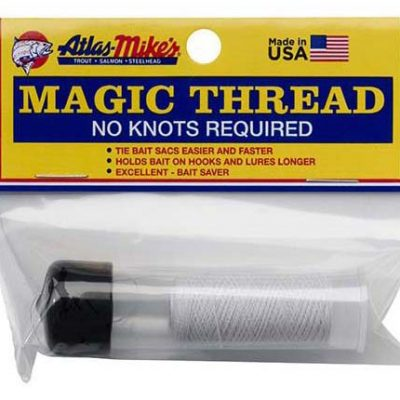66031 Atlas Magic Thread/Dispenser - White