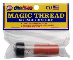 66033 Atlas-Mike's Magic Thread With Dispenser Orange