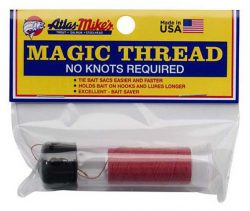 66036 Atlas-Mike's Magic Thread With Dispenser Red
