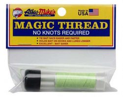 66037 Atlas-Mike's Magic Thread With Dispenser Chartreuse