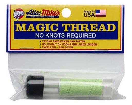 66037 Atlas Magic Thread/Dispenser - Chartreuse