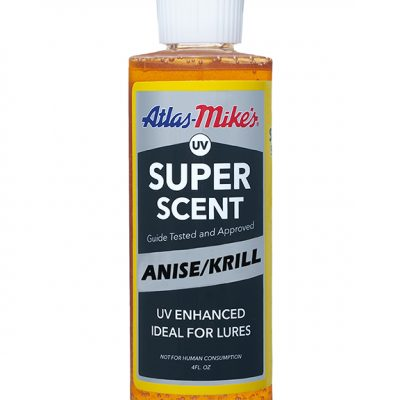 Atlas Mike's UV Super Scent - Anise/Krill