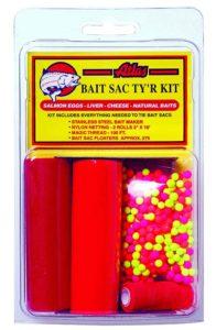 Steelhead Accessories: 70000 Atlas Bait Sac Ty'r Kit