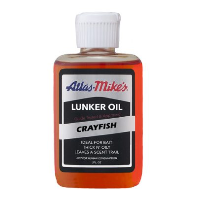 7009 Atlas Mike's Lunker Oil - Crayfish