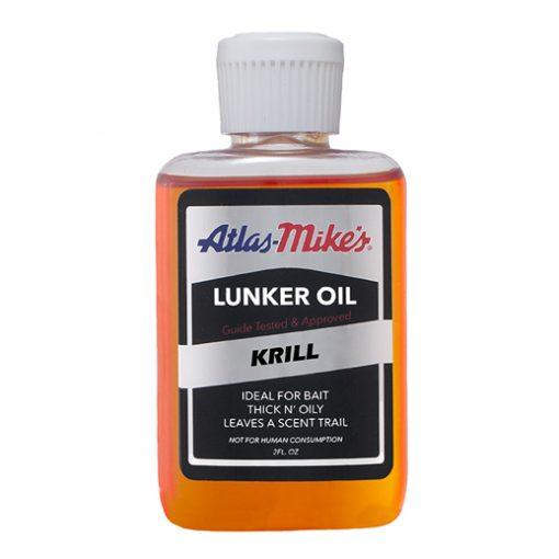 7028 Atlas Mike's Lunker Oil - Krill