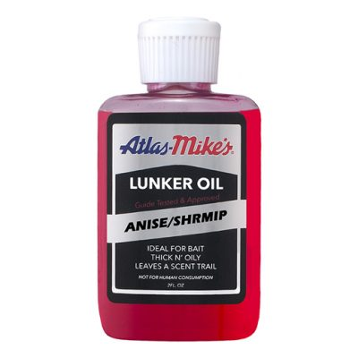 7036 Atlas Mike's Lunker Oil - Anise/Shrimp