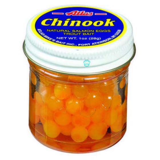 71034 - Atlas Chinook Egg - Yellow/Cheese