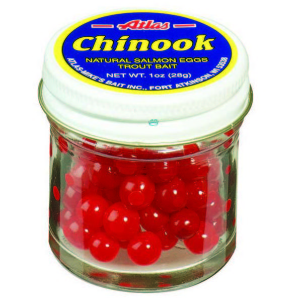 72016 - Atlas Chinook Egg - Red
