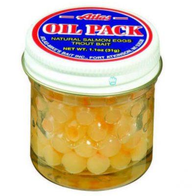 74031 Atlas Original Oil Pack Eggs - Light