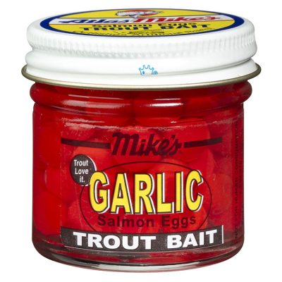 1036 Mike's Garlic Eggs - Red