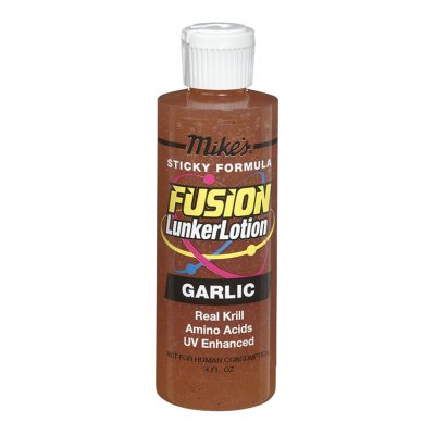 6204 Mike's Fusion Lunker Lotion - Garlic