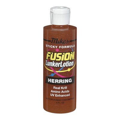 6208 Mike's Fusion Lunker Lotion - Herring