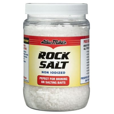 18132 Atlas Mike's Rock Salt 32 oz Jar