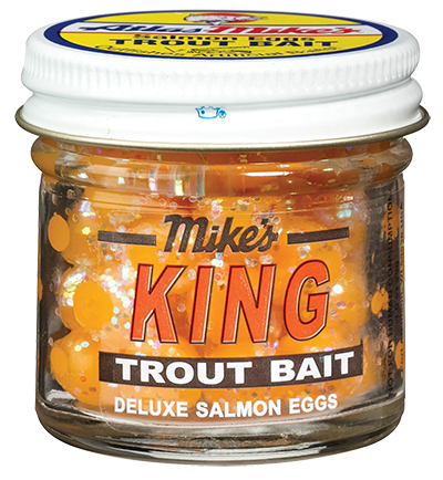 Mikes King Salmon Eggs