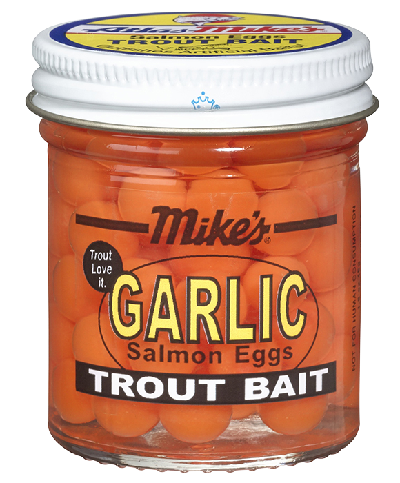 Mike's Garlic Eggs