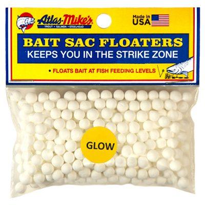 99021 Glow Bait Sac floaters