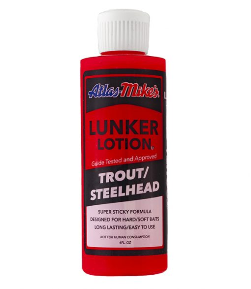 6515 trout.steelhead lunker lotion